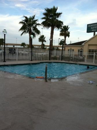 Homewood Suites by Hilton Corpus Christi: pool area
