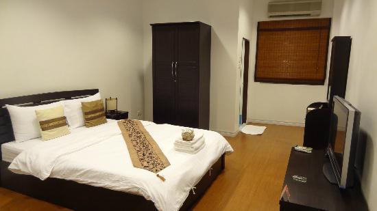 Baan Boran: la chambre 