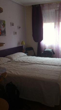Alojamientos Olga: Habitacion con bano compartido