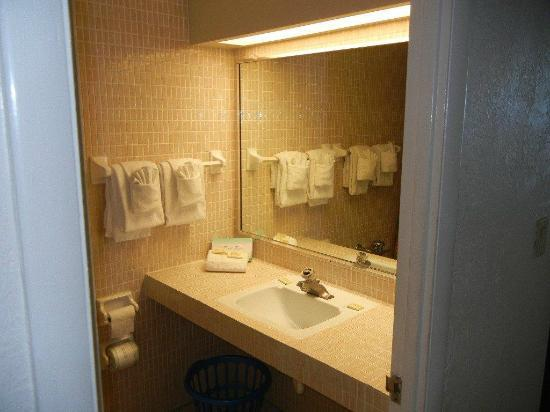 The Suites at Americano Beach: Bathroom