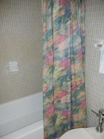 Americano Beach Resort: shower