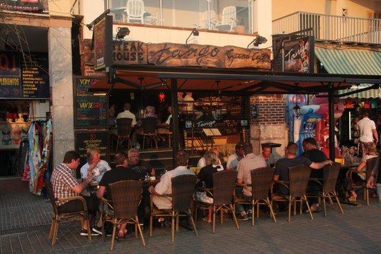 Restaurante Steak House Gran Cafe Tango