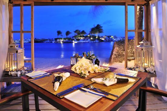 Baoase Luxury Resort: Baoase Beach Restaurant