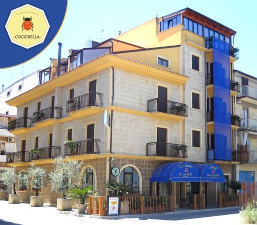 Albergo Ristorante La Coccinella : albergo