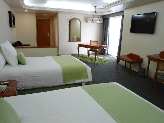 Hotel Vermont: MI HABITACION