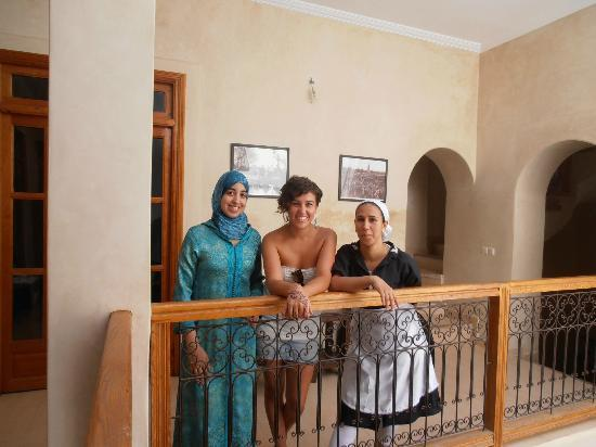 Riad BB Marrakech: encantadoras