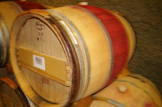 Gundlach Bundschu Winery: Barrel Cave