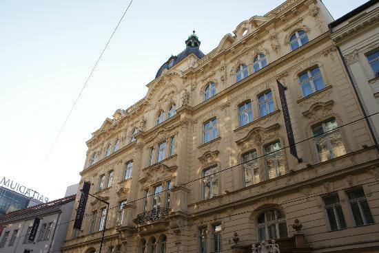 hotel picture of hotel century old town prague