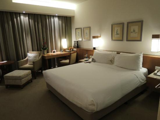 ITC Sonar: room