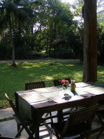 Kaomai Lanna Resort: Very nice setting