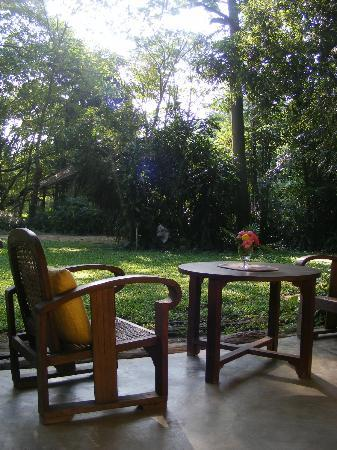 Kaomai Lanna Resort: Beautiful and peaceful settings of breakfast venue