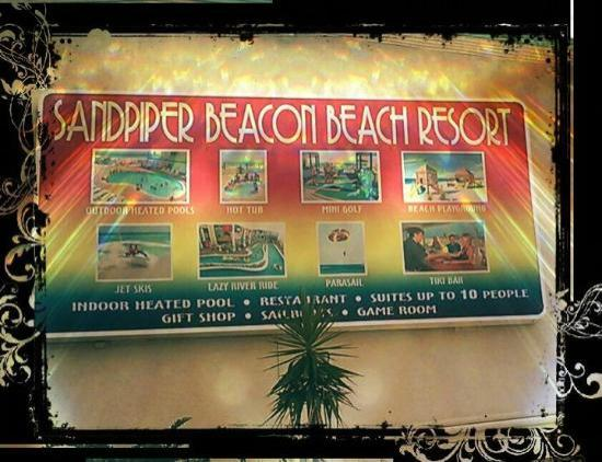 The Sandpiper Beacon Beach Resort: Best place to stay in Panama City