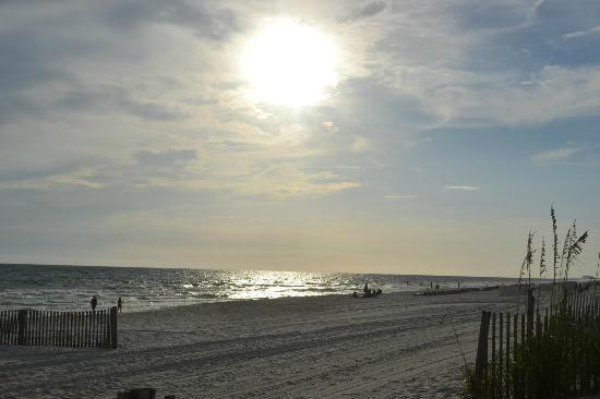 The Sandpiper Beacon Beach Resort: Look at this view!!!