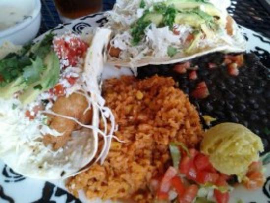 Jose Peppers: Shrimp Tacos