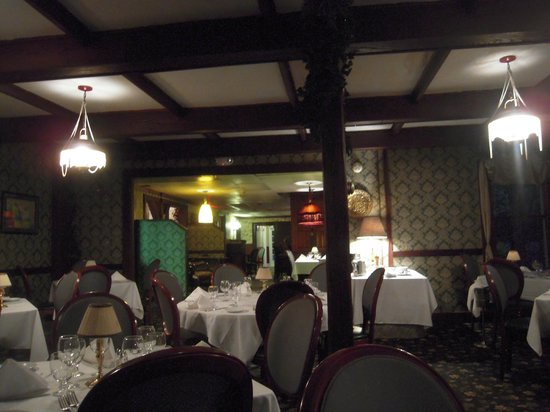 Four Corners Country Inn : Dining Room