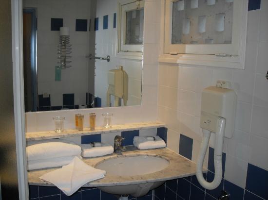 Club Med: Salle de bains