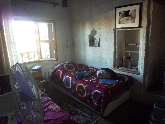 Kirkit Pension : our room