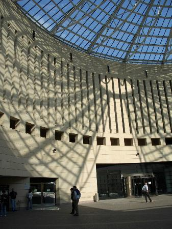 Particolare interno picture of museo di arte moderna e for Museo d arte moderna e contemporanea di trento e rovereto