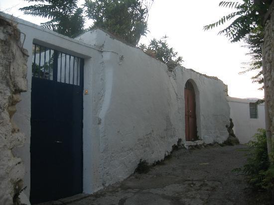 AgioKlima Tradional Houses: the village