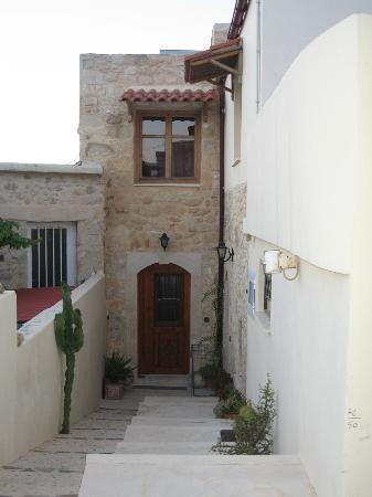 AgioKlima Tradional Houses: our house