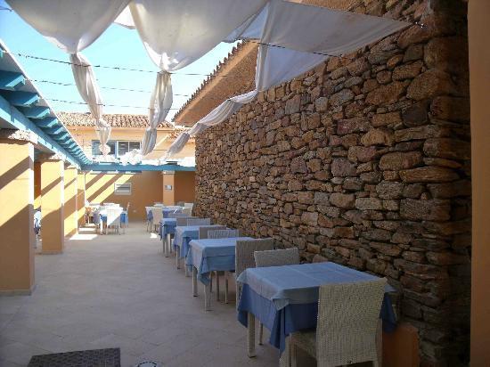 Tanaunella, Italien: salle à manger