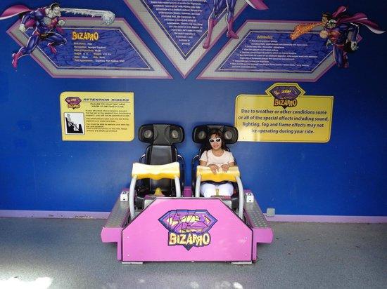 Six Flags New England: sary yet fun