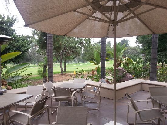 Hilton Garden Inn Los Angeles Montebello: jardins