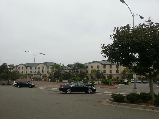 Hilton Garden Inn Los Angeles Montebello: fachada