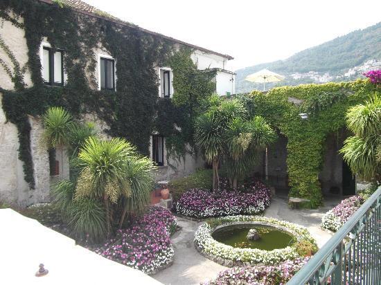 Hotel Parsifal Antico Convento del 1288: Gardens from room 29
