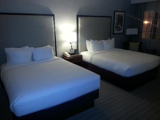 Hilton San Diego/Del Mar: Quarto 192