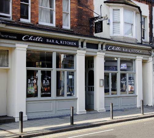Chilli Bar & Kitchen: Chilli Bar and Kitchen, St Albans