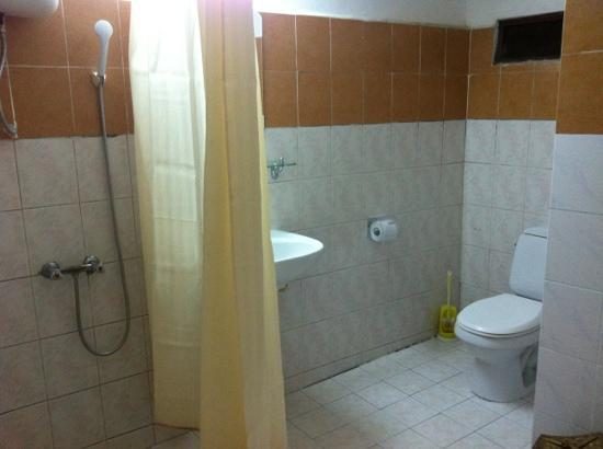 Sayo River Guest House: big bathroom