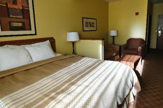 Comfort Suites: Chambre
