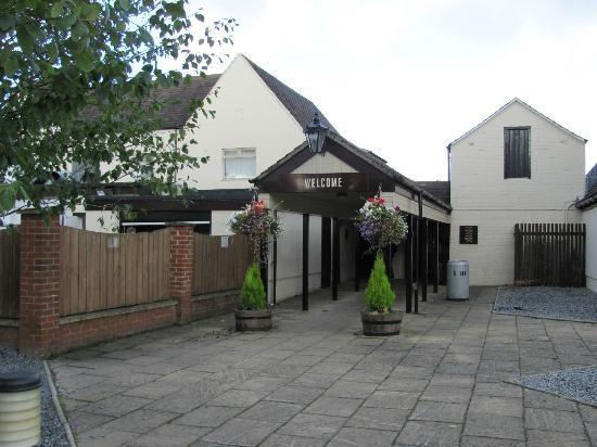 Premier Inn Durham (Newton Aycliffe) Hotel: Restaurant Entrance