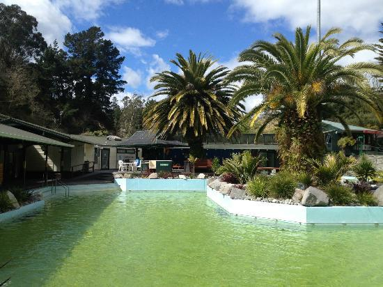 Taupo DeBretts Spa Resort: Mineral Pools
