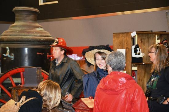 Firefighters Museum of Calgary: Historic Calgary Week 2012