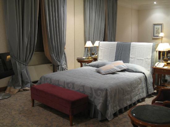 Aldrovandi Villa Borghese: deluxe double room