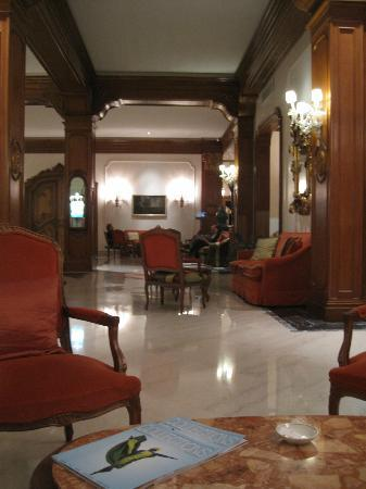 Aldrovandi Villa Borghese: hotel