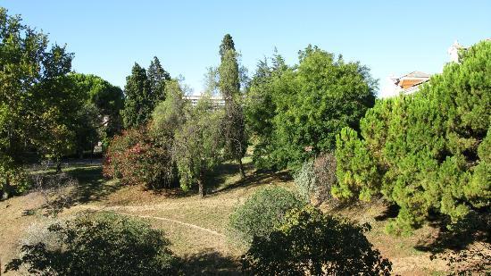 Hotel Miraparque: Vue sur le Parc...