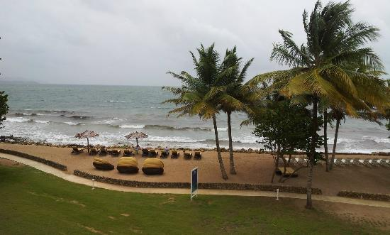 Magdalena Grand Beach & Golf Resort: View from room 349