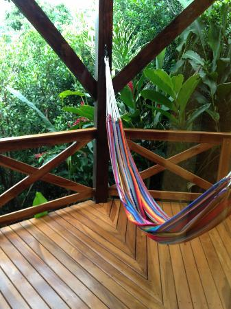 Nayara Hotel, Spa & Gardens: Hammock on Balcony