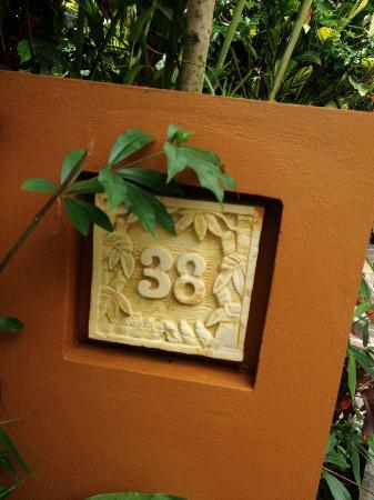 Nayara Hotel, Spa & Gardens: Room number