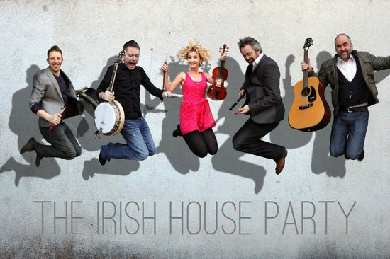 ‪The Irish House Party‬