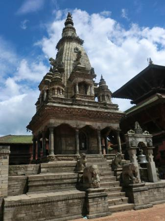Great Wall Nepal Pvt. Ltd. Day Tours: temple