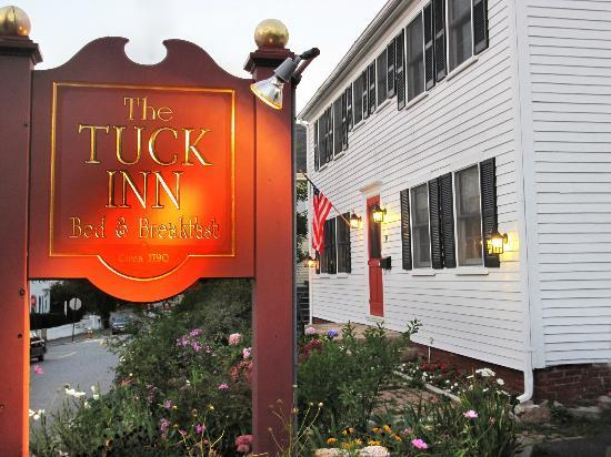 The Tuck Inn B&B: Tuck Inn Rockport Mass.