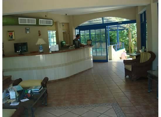 Hotel Kaoba: lobby