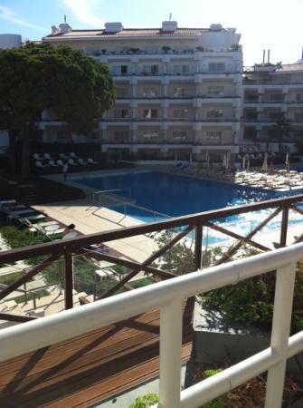AquaLuz Suite Hotel: the pool