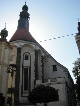 St. Nicholas Church : detail