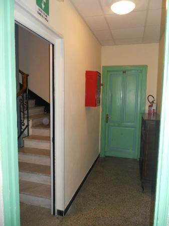 Hotel Stagnaro: Corridoio al Piano