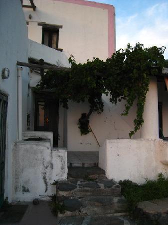 Leni, Italia: Ingresso in una delle camere